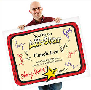 coach lee image oversized