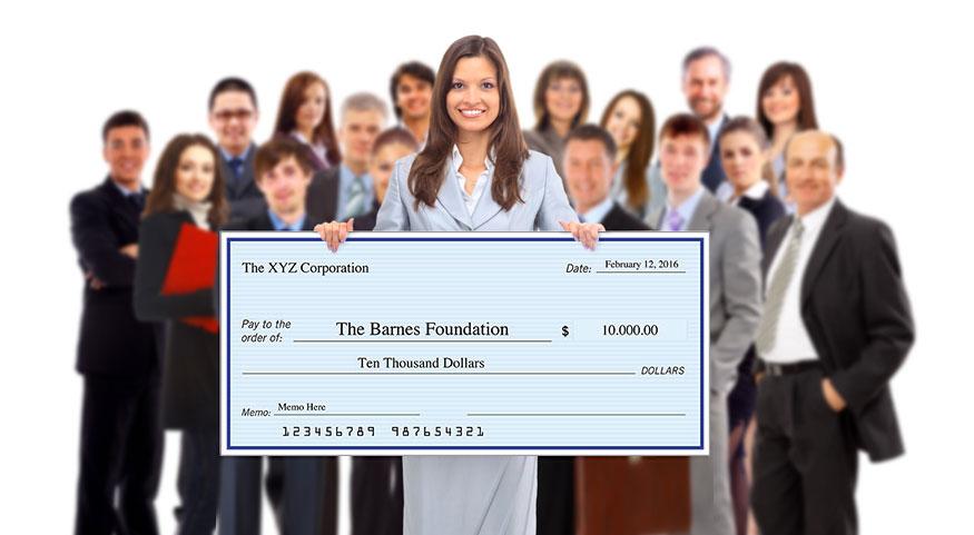 Big Checks for Presentation image