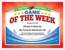 Game of the Week image