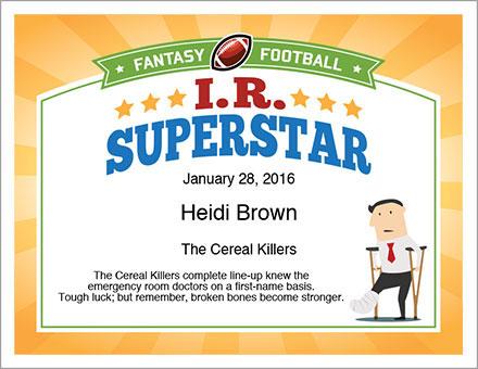 FFL IR Superstar image