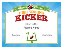 High Scoring Kicker image