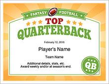 Top Quarterback image