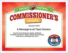 Commissioner's Update image
