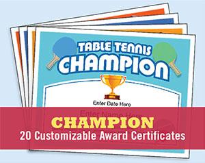 champion certificates image