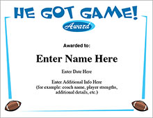 football he got game award image