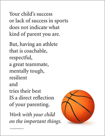 Your Child's Success Poster Artwork