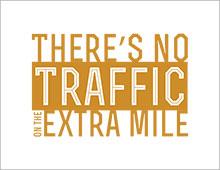 Traffic white image
