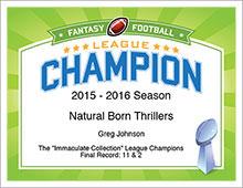 Fantasy Football Champion image