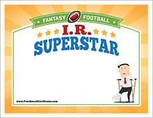 Free IR Superstar image