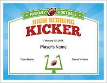 High Scoring Kicker image