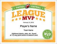 League MVP image