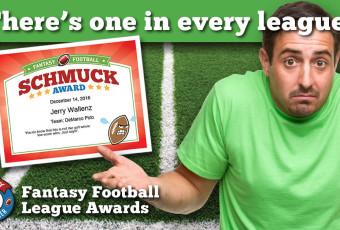 Fantasy Football League Awards Launch