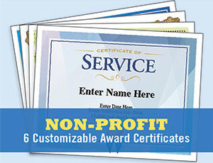 Free Certificates Templates - Awards for Sports, Biz and More